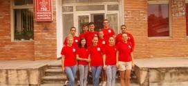 Tinerii social-democraţi şi-au propus să ajute administraţia la curăţarea parcurilor pentru copii