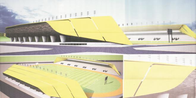 Un milion de lei doar pentru dărâmarea stadionului din Alexandria