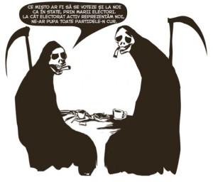 mortile-electori