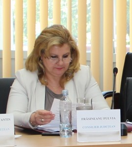 Fulvia Frasineanu