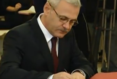 From Dragnea, with love!