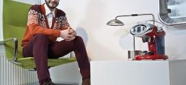 Teleormăneanul Andrei Măceșanu semnează designul cutiei de cafea illy