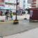 În Alexandria, gropile sunt ignorate spațiile verzi… asfaltate!