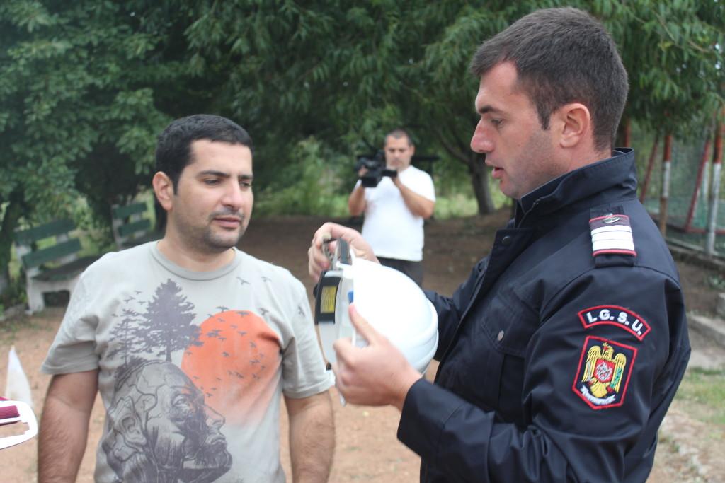 jurnalistul pompier (2)