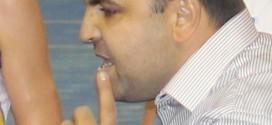 Antrenorul Mădălin Piperea, propus pentru a primi distincția de cetățean de onoare al Alexandriei în 2017