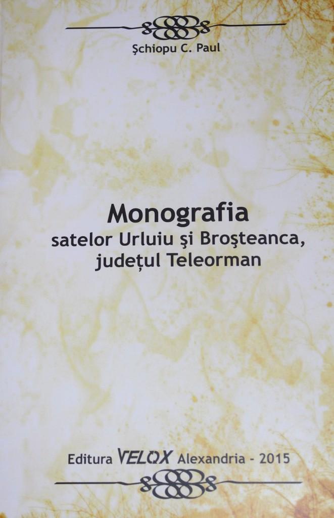 monografia urluiu