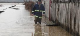 Inundații în Teleorman! Cea mai dificilă situație este la Dragănești Vlașca