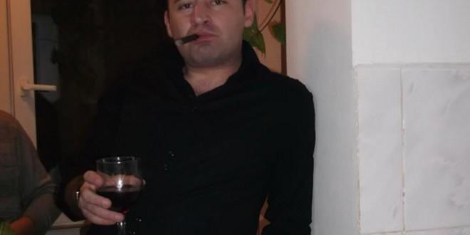 Șeful de post de la Moșteni, polițistul Rafael Tatu, beat la volanul mașinii de poliție