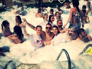 espuma party