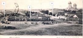 File de istorie și cunoaștere locală. Parcul central din Alexandria a fost, cândva, piață de cereale
