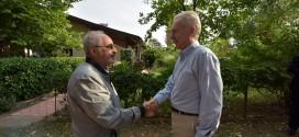 Ambasadorul SUA la București a vizitat un agricultor din Teleorman