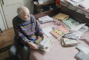 Mărturii din război! Eroul Simion Gârlea, documetarul viu al celui mai cunoscut dezastru militar din istorie