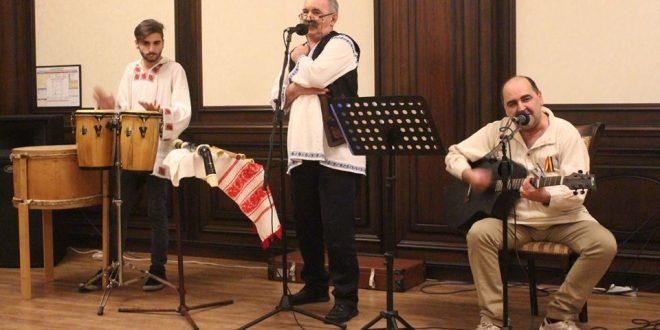 Folkistul sibian Florin Thomits s-a alăturat proiectului muzical Arhaic, oferind alexăndrenilor un Dragobete de neuitat