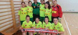 Universitatea Alexandria debutează în prima ligă de fotbal feminin
