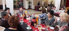 """Foștii angajați ai FRULEG și membrii Clubului """"Femina"""" au celebrat împreună un 8 martie de neuitat"""