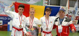 Sportivii clubului Miyamoto Musashi Dojo au obținut 2 medalii aur, 2 medalii argint și 3 medalii bronz, în Bulgaria