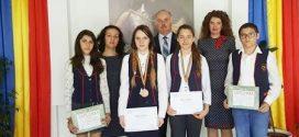 """Şcoala Gimnazială """"Mihai Viteazul"""" Alexandria se mândrește cu olimpicii ei"""