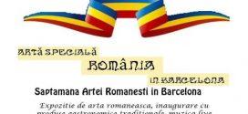 Artistul plastic Tudor Șerbănescu, la Săptămâna Artei Românești în Barcelona
