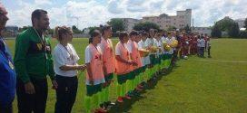 Universitatea Alexandria a sărbătorit alături de suporteri promovarea în Superliga de fotbal feminin