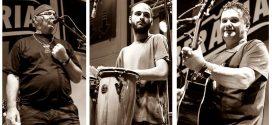 Trupa Arhaic și Nicușor Lină au cântat în memoria lui Vali Sterian la Berăria H