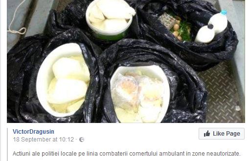 """Primarul Victor Drăgușin, ajutat de Poliția Locală Alexandria, a depistat """"mafia"""" din piața centrală: mămăicile care vând brânză!"""