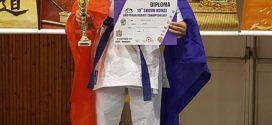 O nouă performanță a teleormăneanului Iannis Cristea: locul 1 la Cupa Mondială SKDUN