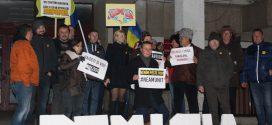 Protest cu surprize la Alexandria. Curajoșii Teleormanului au primit întăriri de la București!