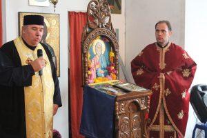 """În prezența a zeci de credincioși, Biserica Trivale II """"Sfântul Andrei"""" și-a serbat ocrotitorul"""