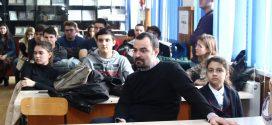 Momentul Unirii, marcat prin activități educative la Colegiul Național Al. D. Ghica