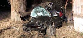 Accident grav la Smârdioasa. Un tânăr a murit, iar altul este în stare de inconștiență la spital