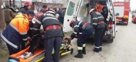 Accident rutier cu o victimă la Călmățuiu de Sus