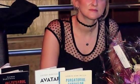 Lansare de carte românească în Belgia. Carmen Dumitrescu își va prezenta cărțile la Bruxelles