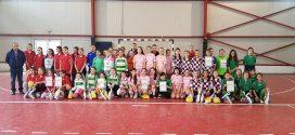 Fotbal feminin  –  Cupa Speranţelor