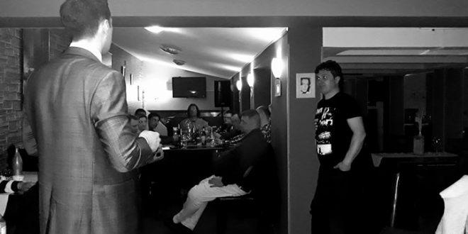 USR Teleorman începe procesul de extindere. Silviu Dehelean și Cristian Siedler s-au întâlnit la Alexandria cu membrii și simpatizanții partidului