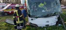 A fost activat Planul Roșu de intervenție! Accident rutier cu multiple victime la Bujoreni