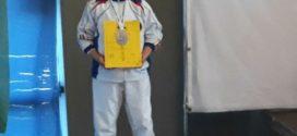 O nouă performanță pentru județul Teleorman! Iannis Cristea a devenit vicecampion european la Karate