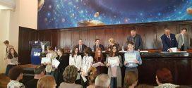 Trei elevi ai Școlii nr. 2 Videle, premii la olimpiada de Cultură Civică și Matematică
