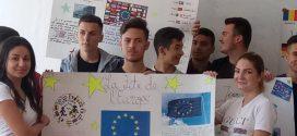 """Europa, celebrată la Colegiul Național """"Al. D. Ghica"""""""