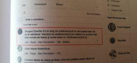 Mai mulți teleormăneni au primit citații din partea CNCD pentru că au jignit-o pe fina lui Drăgușin pe Facebook