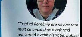 """Fina primarului Drăgușin o comite din nou: Cristina Teodorescu încalcă statutul funcționarului """"pubic"""""""