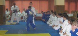 Demonstrație de judo marca ABC Judo Tradițional Alexandria