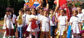 Grădinița nr.8 a celebrat frumusețea copilăriei