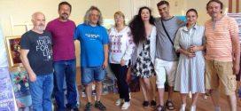 Lucrările rezultate din tabăra internațională de pictură de la Nenciulești au fost expuse la Alexandria