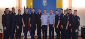 12 absolvenţi ai instituţiilor de învăţământ militar, repartizaţi la IJJ Teleorman