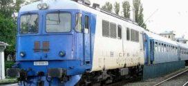 Un tren cu direcția București a fost blocat patru ore la Videle