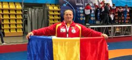 Atilla Szabo a obținut medalie de bronz la Campionatul de lupte libere din Macedonia