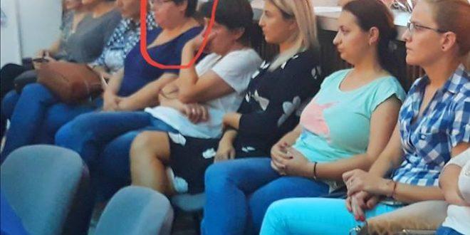 De ce nu poartă uniformă polițistul local Cristina Teodorescu?