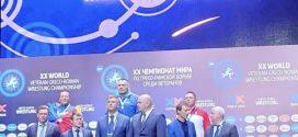 Attila Szabo este vicecampion mondial! A luat medalia de argint la Campionatul de lupte greco-romane din Rusia