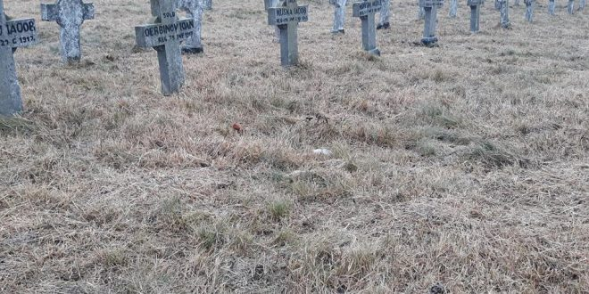 Deși a lăsat Cimitirul Eroilor în paragină, finul primarului Drăgușin se pregătește să facă bani din… locuri de veci