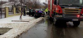 Evenimente cauzate depunerii de zăpadă în Teleorman
